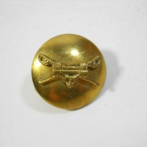 Other - Nice Vintage Military PIN Brass